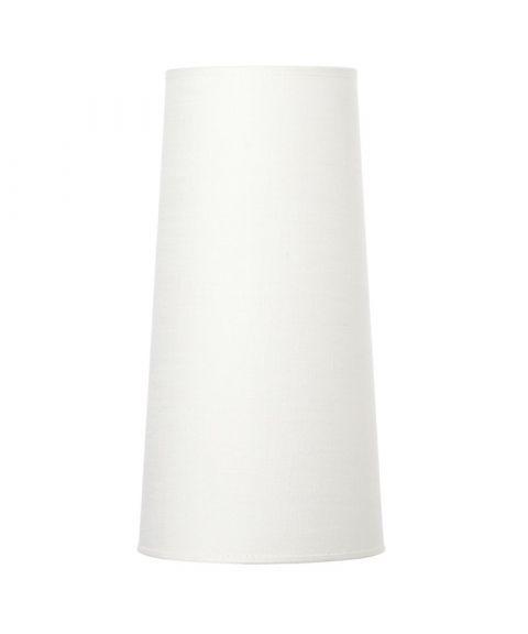 9707 Lampeskjerm, høyde 30 cm, diameter 17 cm