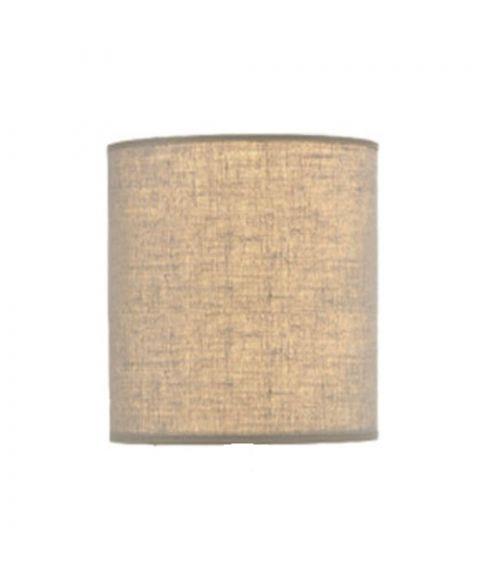 9888 Lampeskjerm, høyde 21 cm, diameter 19 cm