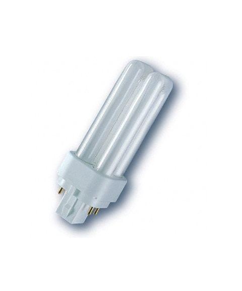 Kompaktlysrør 10W/830 G24Q-1