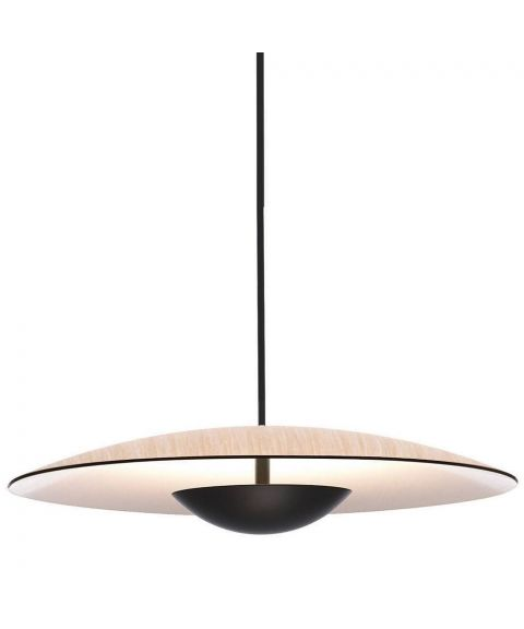 Ginger 60 takpendel, dimbar LED 2700K 3023lm, diameter 60 cm
