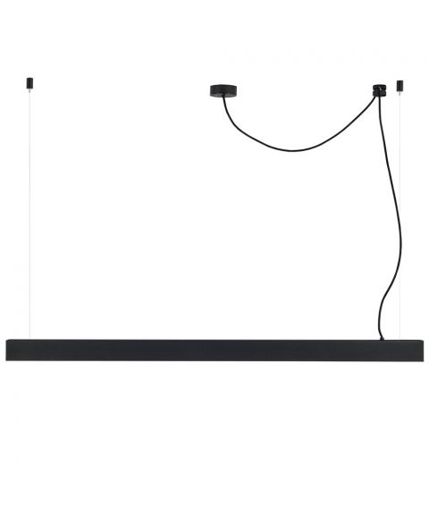 Accent Z pendelskinne LED 2700K, Lengde 60 - 150 cm
