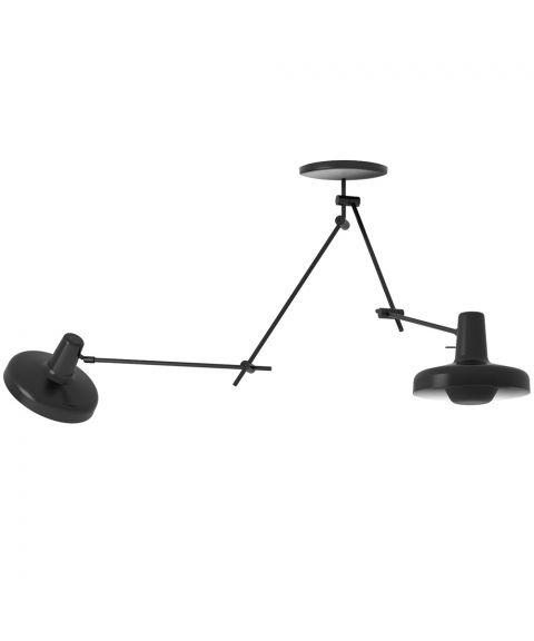 Arigato dobbel taklampe