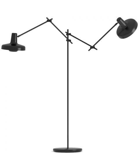 Arigato dobbel gulvlampe