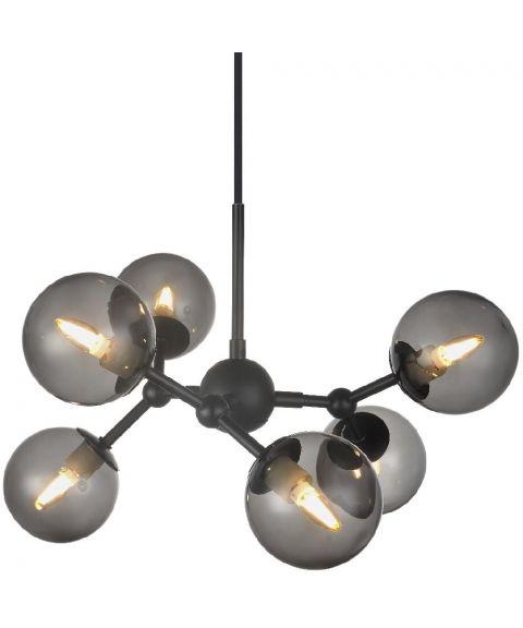 Atom lysekrone, diameter 40 cm