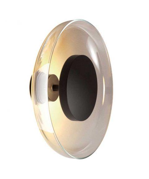Aura Plus vegglampe, diameter 25 cm, dimbar LED 2700K 470lm