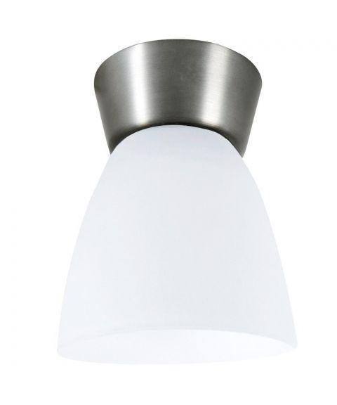 Bizzo P2237 taklampe, Opalhvitt glass