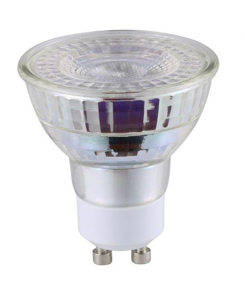 GU10 36° 2700K 6,2W LED 450lm, Dimbar (restlager)