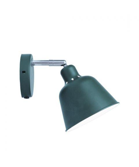 Carpenter vegglampe, diameter 15 cm