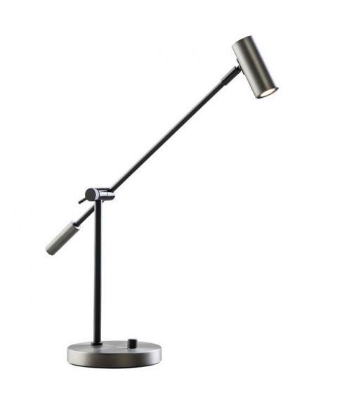 Cato B4751 bordlampe med dimmer, inkl LED-pære