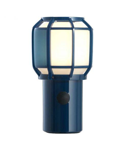 Chispa oppladbar lampe, høyde 18 cm, Stepdim