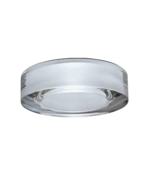 Lei Downlight for GU10, Krystall, diameter 11 cm
