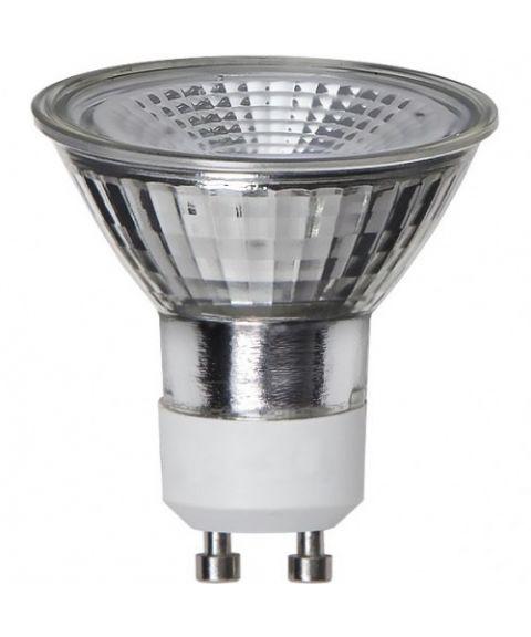 Müller licht 51 ALU 35W 40° GU10 med frontglass (restlager)