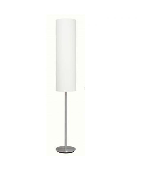 Baron G3291 gulvlampe (u/skjerm), høyde 130 cm, Aluminium (Restlager)