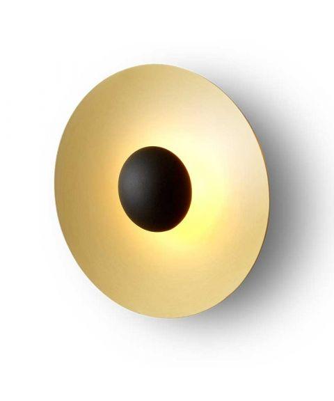 Ginger 32C vegglampe/taklampe, dimbar LED 2700K 1066lm, diameter 32 cm