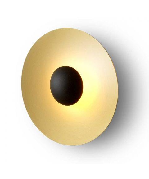 Ginger 42C vegglampe/taklampe, dimbar LED 2700K 2130lm, diameter 42 cm