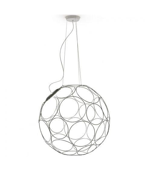Giro takpendel, diameter 67 cm, dimbar 17W LED 3000K 1850lm