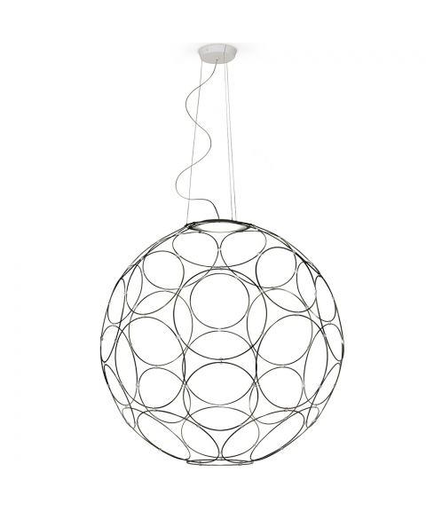 Giro takpendel, diameter 85 cm, dimbar 17W LED 3000K 1850lm