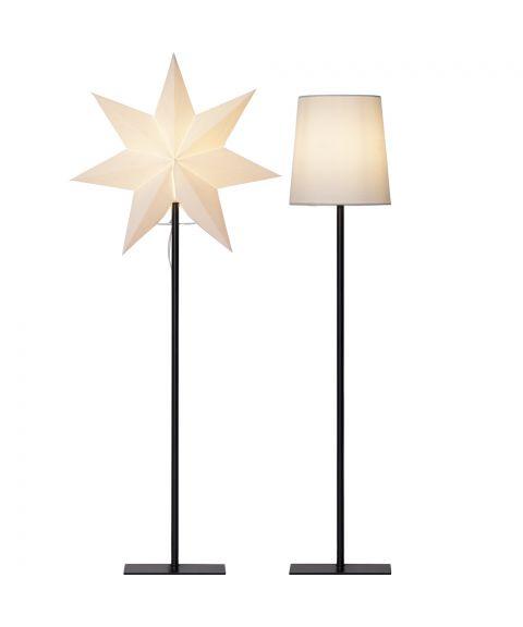 Frozen, Julestjerne og bordlampe i ett, høyde 85 cm