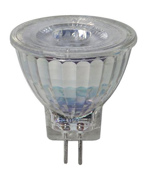 GU4 36° 12V 4,5W LED 2700K 370lm, Dimbar