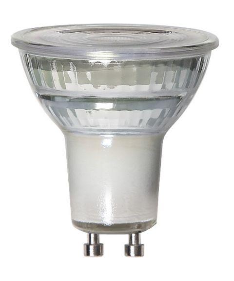 GU10 100° 6,3W LED 2700K 560lm