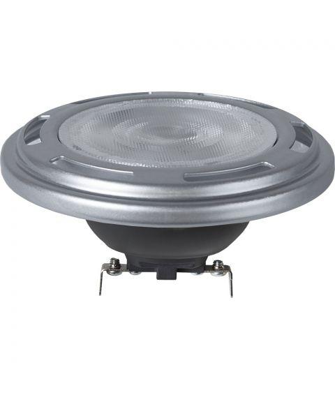 Spotlight LED AR111/G53 25° 13,5W 3000K 1075lm, Dimbar