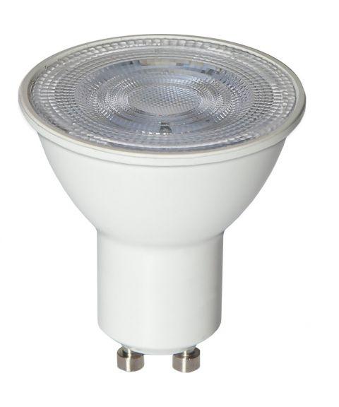 GU10 36° 3W LED 3000K 250lm 2-pk