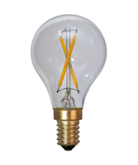 Decoration E14 Illum Soft Glow 0,5W 2100K 30lm