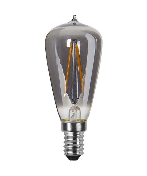 Decoration E14 Mini Lanterne sotet 2100K 0,5W LED 30lm