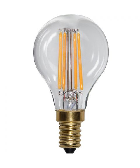 Decoration E14 Illum 2100K 4W LED 400lm, Med step-dimmer