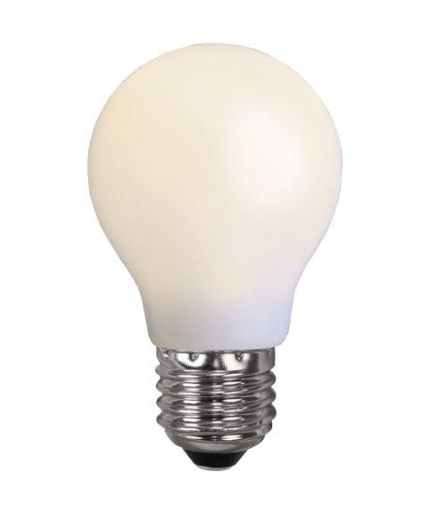 Decoration LED Opal E27 0,9W 2600K 25lm