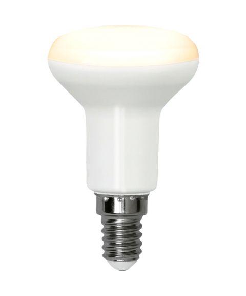 Illumination E14 120° R50 Opal 5,3W LED 2700K 470lm