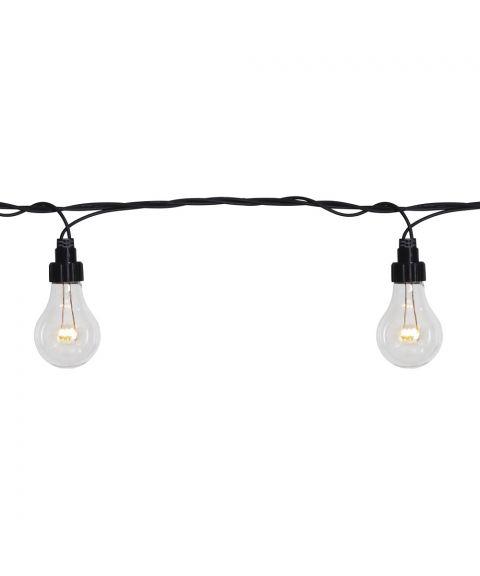 [2] Utvidelse System LED - Partylight utvidelse, 10 lyskilder