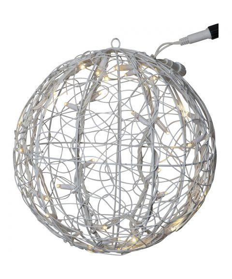 [2] Utvidelse System LED - Ball 30-lys utvidelse, Hvit