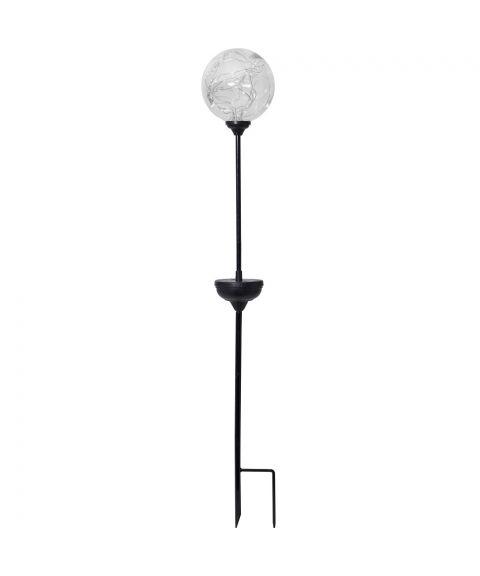 Glory med jordspyd, høyde 70 cm, Solcelle, LED