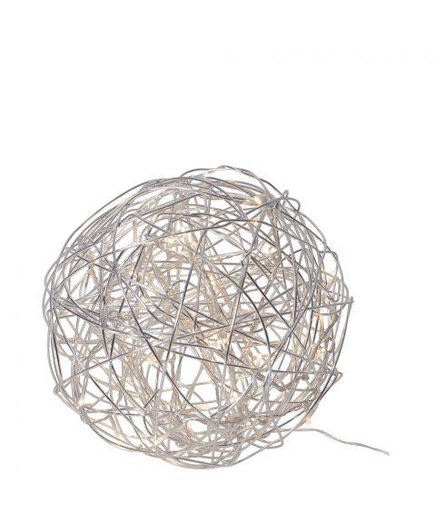 Trassel Ball inne/ute, diameter fra 30 - 77 cm