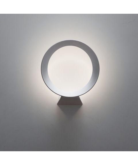 LED+O vegglampe, 16W LED, diameter 28 cm