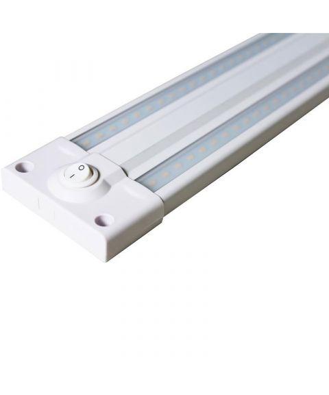 Linear LED 230V 10W, 50 cm, dimbar