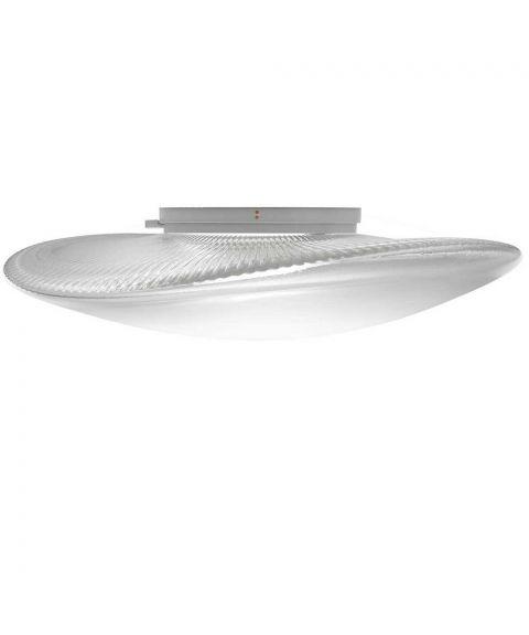 Loop vegglampe / taklampe, diameter 45 cm, dimbar 17W LED 3000K