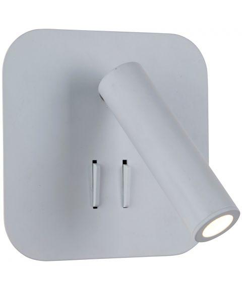 Mac vegglampe, firkantet modell
