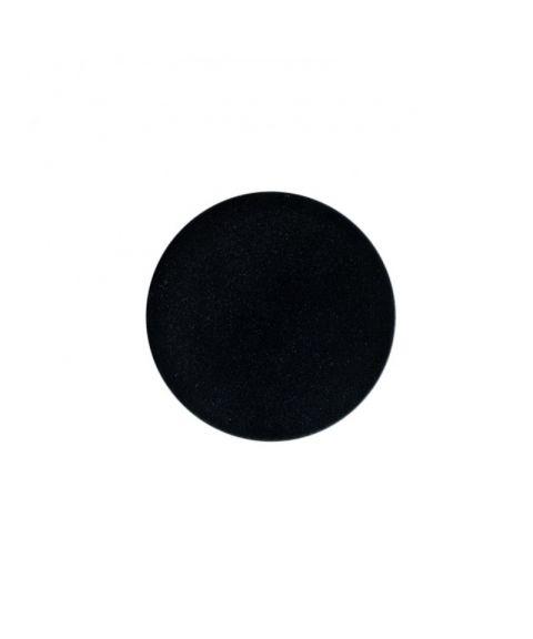 Orbit 1 vegglampe, 4W LED 335lm CRI90, diameter 12,5 cm