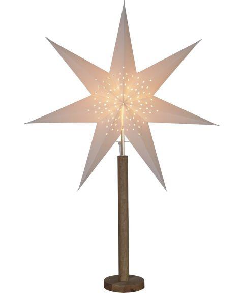 Elice stjerne på fot, høyde 85 cm