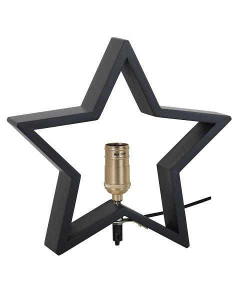 Lysekil bordstjerne, bredde 30 cm