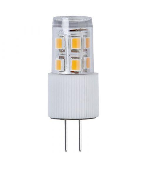 Illumination G4 12V Klar 2700K 1,8W LED 180lm