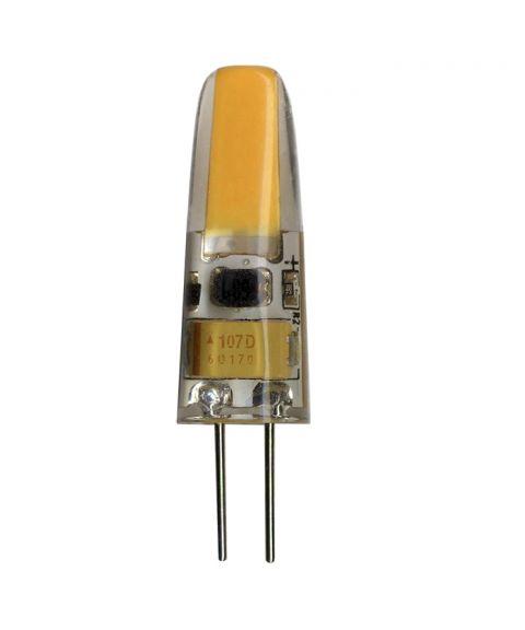 Illumination G4 12V Klar 2800K 1,4W LED 150lm, Dimbar