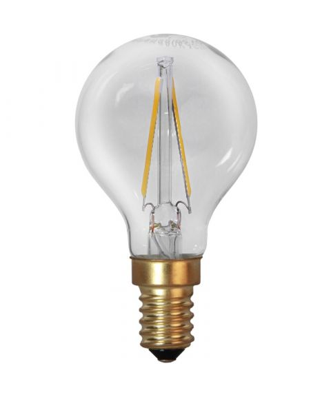 Decoration E14 Illum Klar 2100K 2W LED 120lm