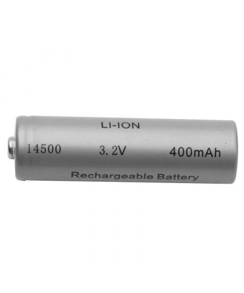 Spesialbatteri AA 3,2V Li-ion 400mAh oppladbart
