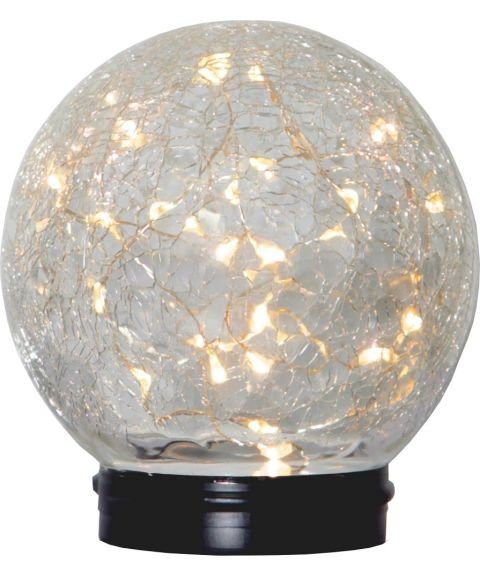 Glory bordlampe lanterne, Solcelle, LED
