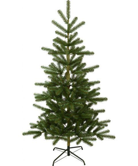 Juletre 180 cm, Visby, Hengslet, Grønn