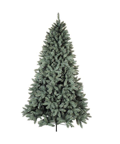 Juletre 195 cm, Royal Blue, Løse grener, Blågrønn