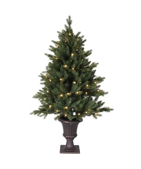 Juletre 120 cm, Byske 80 lys Grønn